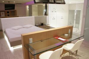 Motel Le Monde (Adult Only), Hodinové hotely  Belo Horizonte - big - 24