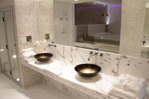 Motel Le Monde (Adult Only), Hodinové hotely  Belo Horizonte - big - 19