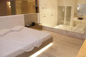 Motel Le Monde (Adult Only), Hodinové hotely  Belo Horizonte - big - 25
