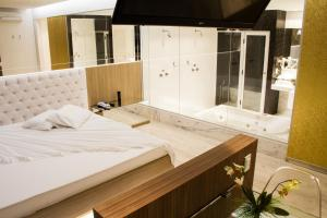 Motel Le Monde (Adult Only), Hodinové hotely  Belo Horizonte - big - 20