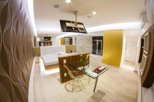 Motel Le Monde (Adult Only), Hodinové hotely  Belo Horizonte - big - 21