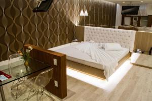 Motel Le Monde (Adult Only), Hodinové hotely  Belo Horizonte - big - 17