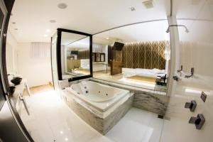 Motel Le Monde (Adult Only), Hodinové hotely  Belo Horizonte - big - 23
