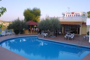 Karavos Hotel Apartments, Aparthotels  Archangelos - big - 37