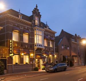 Hotel Dordrecht.  Foto 19