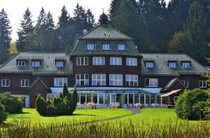 Hotel Harzhaus - Benneckenstein