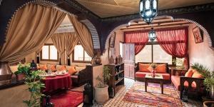 Riad Atlas Prestige - Accommodation - Imlil