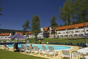 Accommodation in Trajanovice