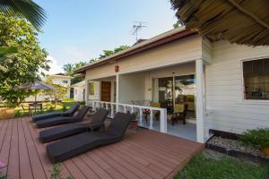 Le Tropique Villa, Ferienhäuser  Grand'Anse Praslin - big - 34
