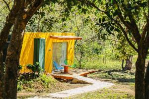 Casa Rural Aroma de Campo, Bed & Breakfasts  Curubandé - big - 11