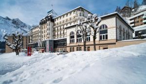 Hotel Terrace, Энгельберг