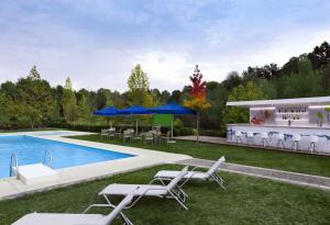 Mak Albania Hotel, Hotels  Tirana - big - 44