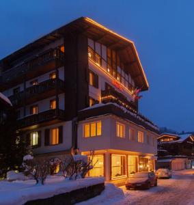 Hotel Bristol Relais du Silence Superior - Adelboden
