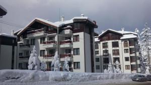 Apart Hotel Flora Residence Daisy, Apartmánové hotely  Borovec - big - 40