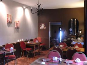 Hotel Restaurant Le Cygne, Hotel  Conches-en-Ouche - big - 23