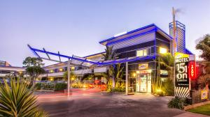 151 On London Motel&Conference Centre - Hotel - Whanganui
