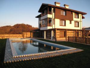 Slaveykova Kashta, Guest houses  Elenka - big - 36
