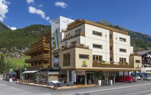 Hotel Bäckelar Wirt Superior - Sölden