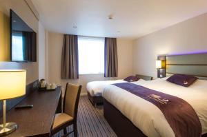 Premier Inn Glasgow Pacific Quay, Hotel  Glasgow - big - 18
