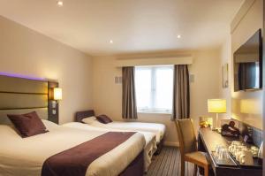 Premier Inn Glasgow Pacific Quay, Hotel  Glasgow - big - 20