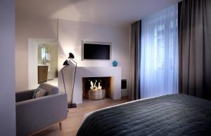 Petit Hôtel Confidentiel, Отели  Шамбери - big - 45