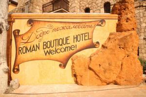Roman Boutique Hotel, Szállodák  Páfosz - big - 19