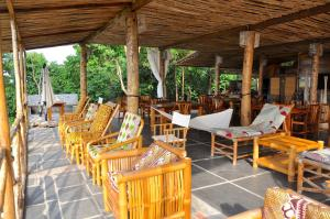 Mucumbli, Lodges  Ponta Figo - big - 34