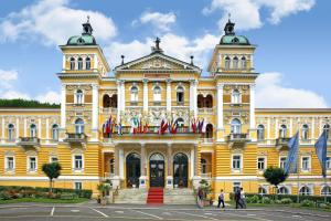 5 stern hotel Ensana Nové Lázně Marienbad Tschechien