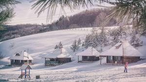 Ethno Bungallows Boškova Voda, Horské chaty  Zlatibor - big - 88
