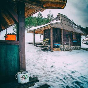 Ethno Bungallows Boškova Voda, Horské chaty  Zlatibor - big - 83