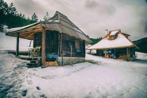 Ethno Bungallows Boškova Voda, Horské chaty  Zlatibor - big - 84