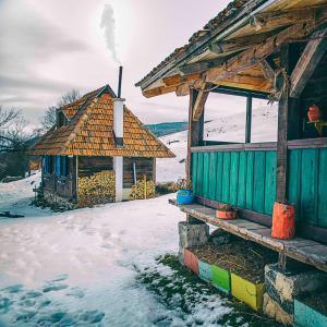 Ethno Bungallows Boškova Voda, Horské chaty  Zlatibor - big - 85