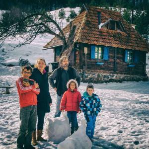 Ethno Bungallows Boškova Voda, Horské chaty  Zlatibor - big - 133