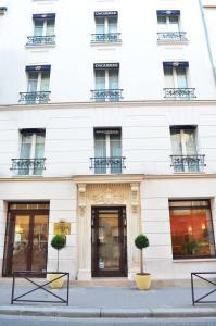 Montparnasse Daguerre, Hotely  Paříž - big - 17