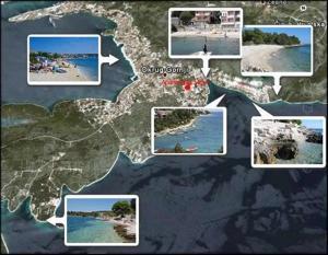 Apartments Milas, Ferienwohnungen  Trogir - big - 50