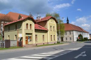 Penzion Freuduv sen Pribor - Hotel - Příbor