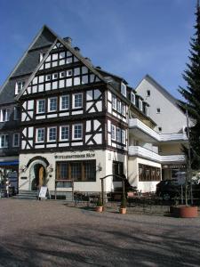 Hotel Pension Wittgensteiner Hof - Bad Laasphe