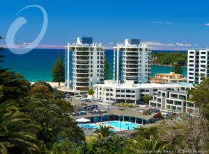 Oceanside Resort&Twin Towers - Hotel - Mount Maunganui