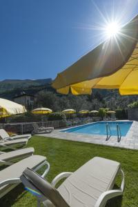 Hotel Garni Ischia, Szállodák  Malcesine - big - 73