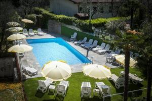 Hotel Garni Ischia, Szállodák  Malcesine - big - 71