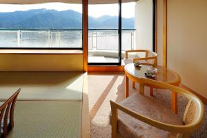 Aki Grand Hotel & Spa, Hotely  Mijadžima - big - 5