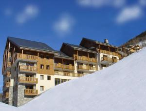 Les Valmonts - Apartment - Valloire