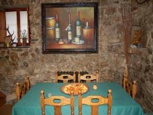 La Solana de Babia, Venkovské domy  Torrestío - big - 31