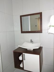 Residencial Vecchio, Apartmanok  Fortaleza - big - 33