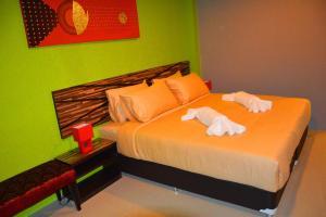 Dwella Suvarnabhumi, Hotel  Lat Krabang - big - 45