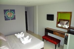 Dwella Suvarnabhumi, Hotel  Lat Krabang - big - 46