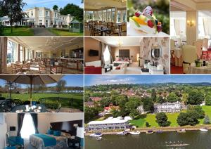 Phyllis Court Club, Hotels - Henley on Thames