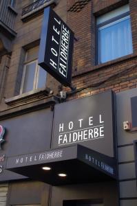 emblème de l'établissement Hôtel Faidherbe