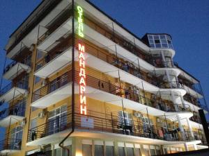 Mandarin Hotel, Hotel - Adler