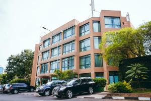 Gorillas City Centre Hotel